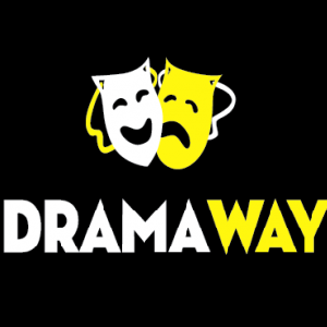 Logo for Drama Way. Click here to go to their website.